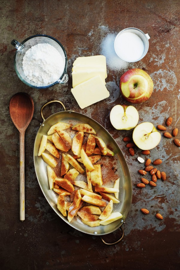 Baka äppelpaj