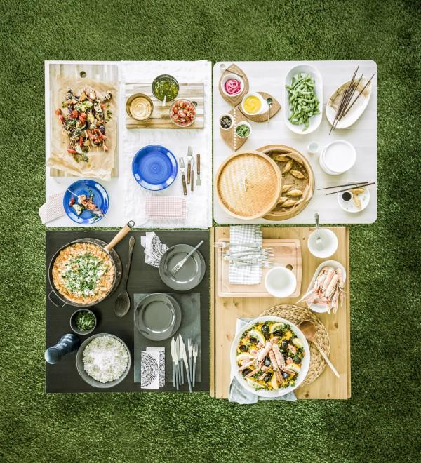 IKEA gruppbild kvadratisk