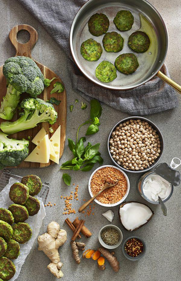 Dafgårds broccolibiffar