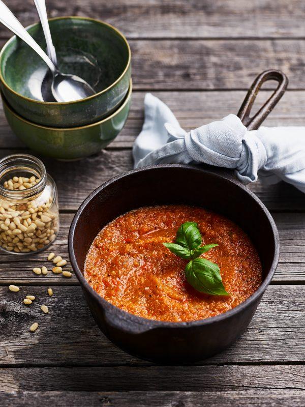 Tomatsoppa från kokboken Mativation