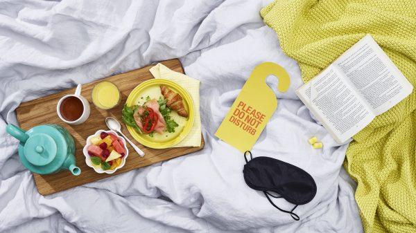 Risenta Frukost på sängen