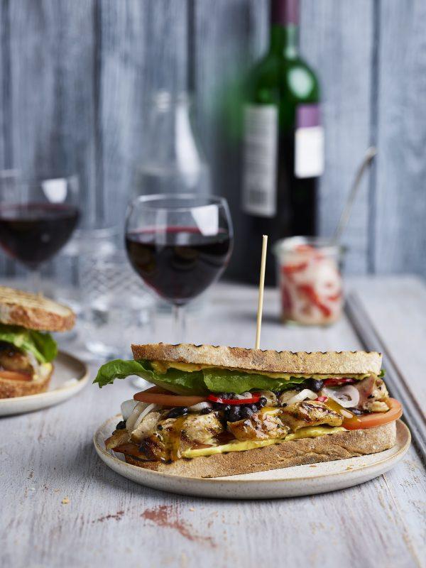 Club Sandwich Santa Maria Foodservice